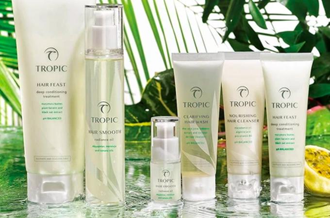 Tropics skincare